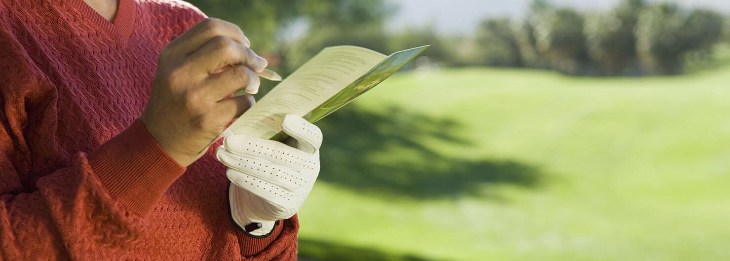 que es el handicap en el golf y cómo calcularlo
