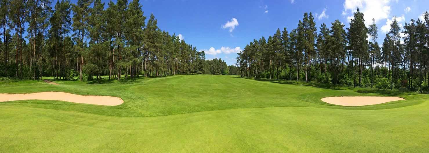 golf handicap par de campo
